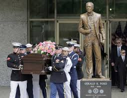 Ford funeral