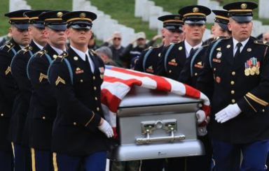The Last American Veteran Of World War I Buried At Arlington National Cemetery