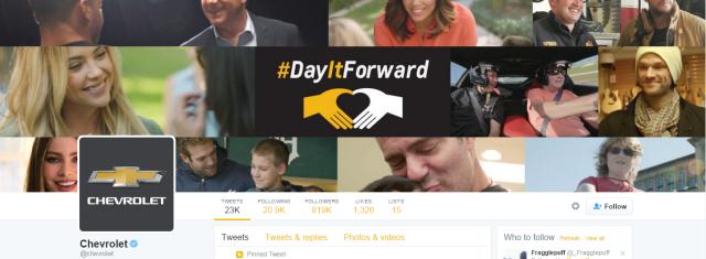 Day it FOrward