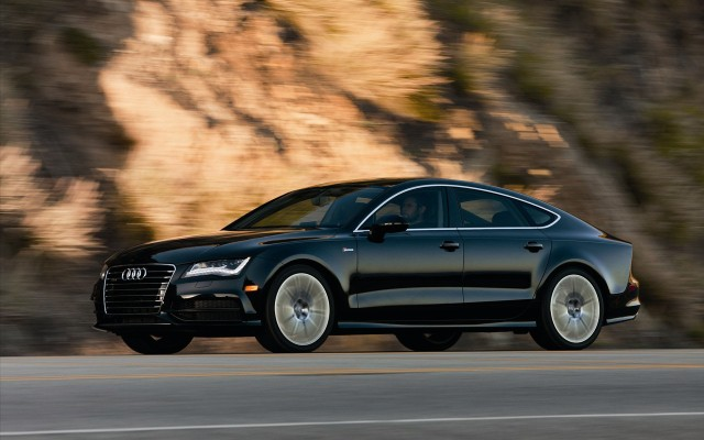 beautiful-black-audi-a7-on-road