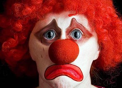Crying Clown | U Penn Social Book