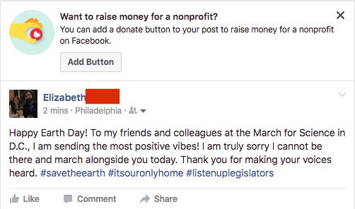 Nonprofit FB